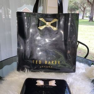 Ted Baker London Bags - TED BAKER LONDON LARGE BAG AND SMSLL BAG.